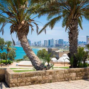 Israel entdecken ab Tel Aviv: Israel Tel Aviv Stadtansicht