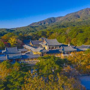 Klassisches Südkorea ab Seoul: Korea Gyeongju Bulguksa Tempel