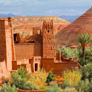 Auf den Straßen und Pisten des Königreichs ab Marrakesch: Marokko Ait Benhaddou