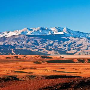Südmarokko - Atlas & Wüste ab Marrakesch: Marokko Atlas Gebirge