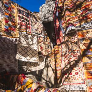Soft Adventure Atlasgebirge ab Marrakesch: Marokko Imlil Berber Shop