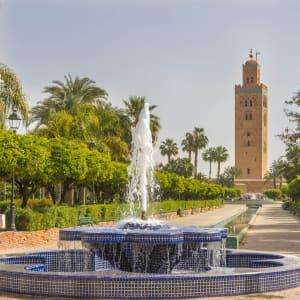 Kurztrip Süden ab Marrakesch: Marrakesch Koutoubia