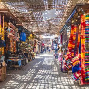Südmarokko - Atlas & Wüste ab Marrakesch: Marrakesch Souk