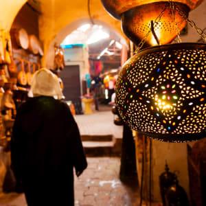 Marokko für Genießer: Die Glanzlichter des Königreichs ab Casablanca: Marrakesch Souk