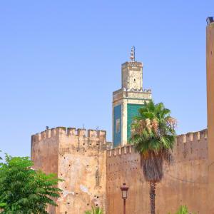 Marokko für Genießer: Die Glanzlichter des Königreichs ab Casablanca: Meknes Medina