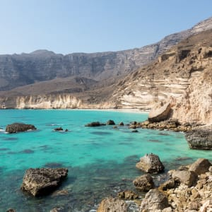 Abenteuer Dhofar - Küste & Wüste ab Salalah: Oman Salalah Kueste