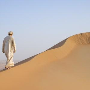 Abenteuer Dhofar - Küste & Wüste ab Salalah: Oman Wüstenimpressionen