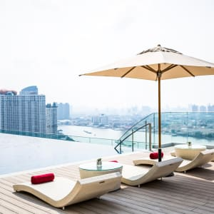 AVANI+ Riverside Bangkok Hotel:  Bangkok AVANI+ Riverside Bangkok Hotel Pool