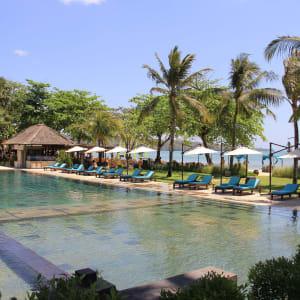 Belmond Jimbaran Puri Bali in Süd-Bali:  Belmond Jimbaran Puri Bali Pool