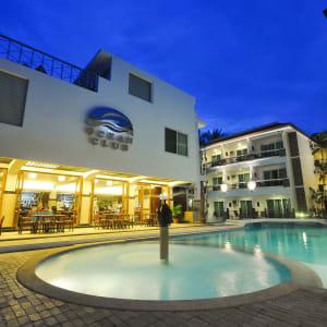Boracay Ocean Club:  Boracay Ocean Club Pool