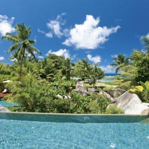 Constance Lemuria Seychelles in Praslin:  Constance Lemuria Seychelles Pool