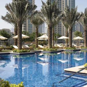 Palace Downtown Dubai:  Dubai The Palace Downtown Pool