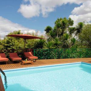 Palissandre & Spa in Antananarivo:  Hotel Palissandre and Spa Pool