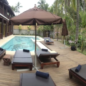 Maison Dalabua in Luang Prabang:  Luang Prabang Maison Dalabua Pool