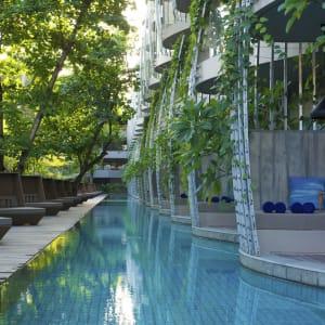 Maya Sanur Resort & Spa in Süd-Bali:  Maya Sanur Resort and Spa Pool