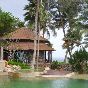 Niraamaya Retreats Surya Samudra in Kerala | Malabarküste | Kochi:  Niraamaya Retreats Surya Samudra Pool