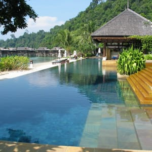 Pangkor Laut Resort in Kuala Lumpur:  Pangkor Laut Resort Pool