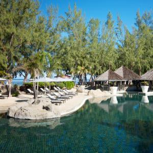 LUX* Saint Gilles Resort, Reunion Island in Küstenregion:  Reunion LUX Saint Gilles Resort Pool