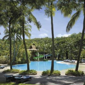 Shangri-La's Rasa Ria Resort in Kota Kinabalu:  Shangri La Rasa Ria Pool