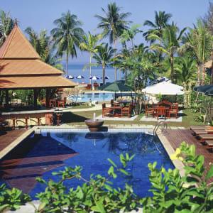 Khao Lak Bayfront Resort:  Thailand Khao Lak Bayfront Resort Bayfront Pool Overview