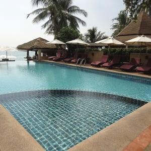 Samui Jasmine Resort in Ko Samui:  Thailand Samui Jasmine Resort Pool