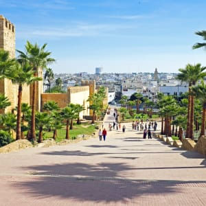 Marokko für Genießer: Die Glanzlichter des Königreichs ab Casablanca: Rabat