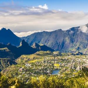 Höhepunkte La Réunion ab Küstenregion: Reunion Cirque Cilaos