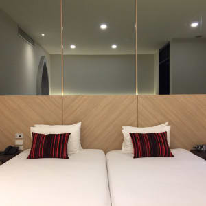 IUDIA on the River in Zentralthailand:  Ayutthaya iuDia A Boutique Hotel On The River Wohnbeispiel