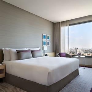 AVANI+ Riverside Bangkok Hotel:  Bangkok AVANI+ Riverside Bangkok Hotel Wohnbeispiel