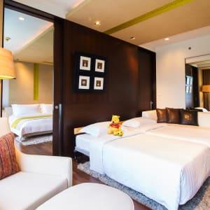 Pathumwan Princess in Bangkok:  Bangkok Pathumwan Princess Hotel Execuplus Suite