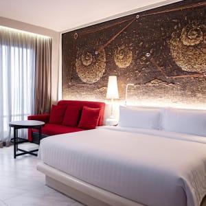Siam@Siam Design Hotel in Bangkok:  Bangkok Siam at Siam Bangkok Deluxe Zimmer