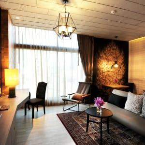 Siam@Siam Design Hotel in Bangkok:  Bangkok Siam@Siam Design Hotel Club Heritage