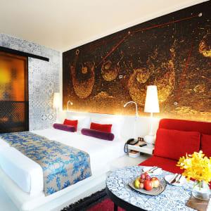 Siam@Siam Design Hotel in Bangkok:  Bangkok Siam@Siam Design Hotel Grand Deluxe