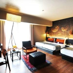 Siam@Siam Design Hotel in Bangkok:  Bangkok Siam@Siam Design Hotel Grand Deluxe Family
