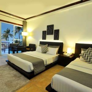 Boracay Ocean Club:  Boracay Ocean Club Deluxe Zimmer