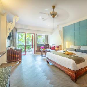 Cha Da Thai Village Resort in Krabi:  Krabi Cha Da Thai Village Resort Executive Zimmer