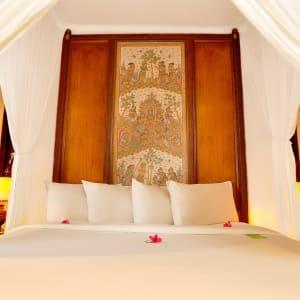 Puri Mas Beach Resort in Lombok:  Lombok Puri Mas Reach Resort Garden Zimmer