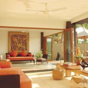 Qunci Boutique Hotel & Villas in Lombok:  Lombok Qunci Boutique Hotel and Vilas Wohnbeispiel