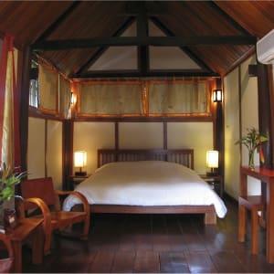 Villa Maydou in Luang Prabang:  Luang Prabang Villa Maydou Wohnbeiepiel