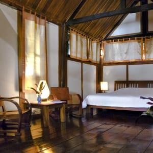 Villa Maydou in Luang Prabang:  Luang Prabang Villa Maydou Wohnbeispiel