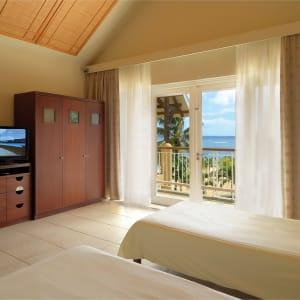 Victoria Beachcomber Resort & Spa in Nord | Nordwesten:  Mauritius Victoria Beachcomber Resort and Spa Familien Apartment