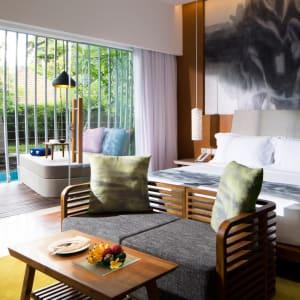 Maya Sanur Resort & Spa in Süd-Bali:  Maya Sanur Resort and Spa Deluxe Lagoon Access