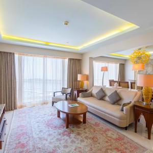 Barcelo Mussanah Resort in Küste:  Mussanah Millennium Resort Mussanah Royal Suite