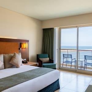 Barcelo Mussanah Resort in Küste:  Mussanah Millennium Resort Mussanah Superior King Bett Zimmer