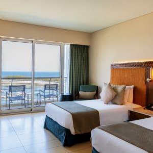 Barcelo Mussanah Resort in Küste:  Mussanah Millennium Resort Mussanah Superior Twin Zimmer