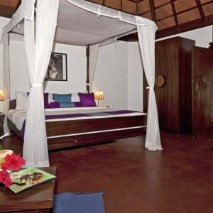 Niraamaya Retreats Surya Samudra in Kerala | Malabarküste | Kochi:  Niraamaya Retreats Surya Samudra Rock Garten Villa