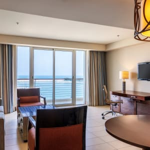 Barcelo Mussanah Resort in Küste:  Oman Millennium Resort Mussana Apartment