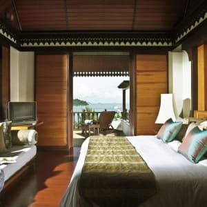 Pangkor Laut Resort in Kuala Lumpur:  Pangkor Laut Resort Berg Villa