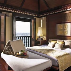 Pangkor Laut Resort in Kuala Lumpur:  Pangkor Laut Resort Meer Villa