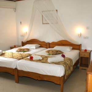 Beach Villa in Praslin:  Praslin Beach Villa
